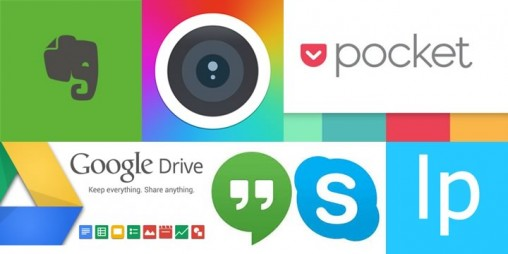 5 Apps de Productividad