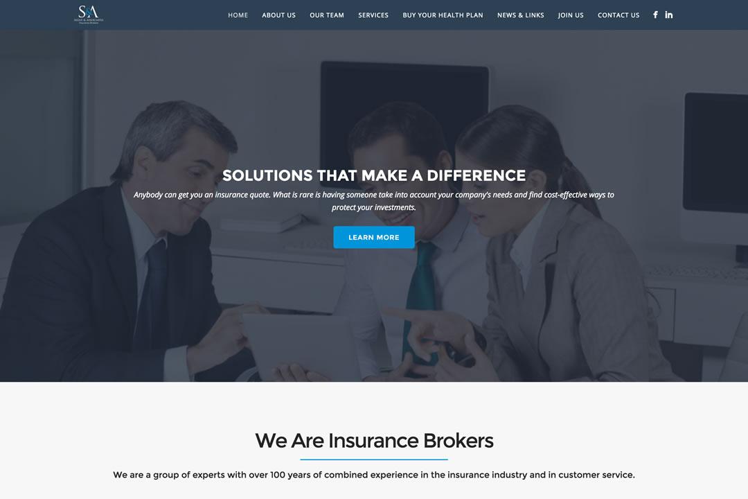 Seguí and Associates Insurance Brokers