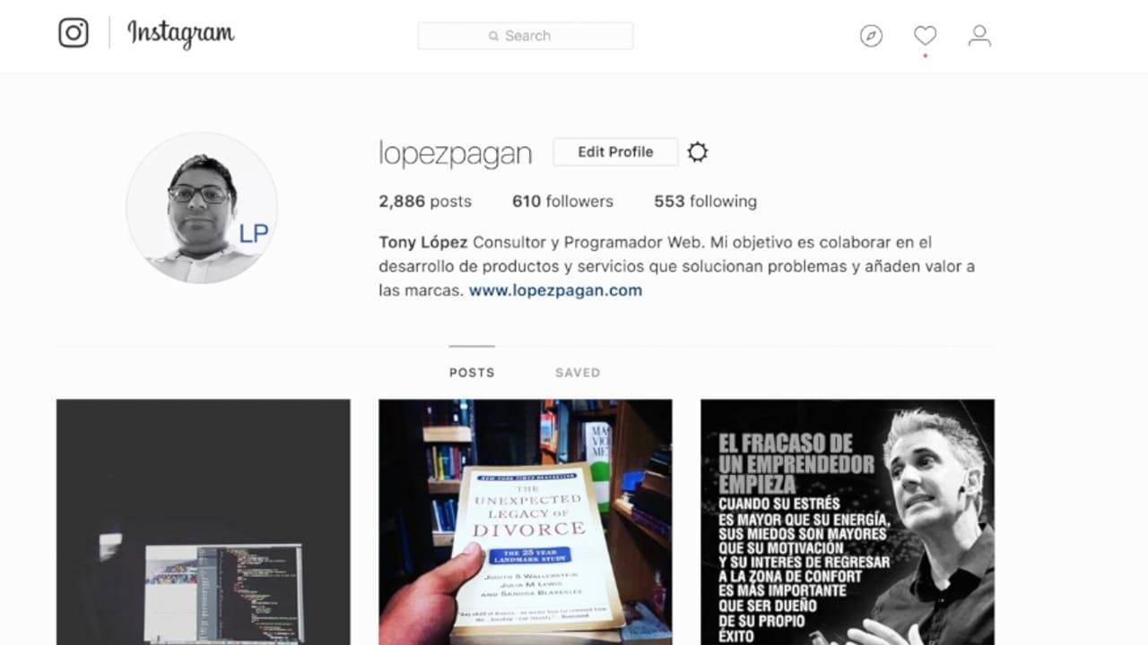 Como Subir Fotos a Instagram