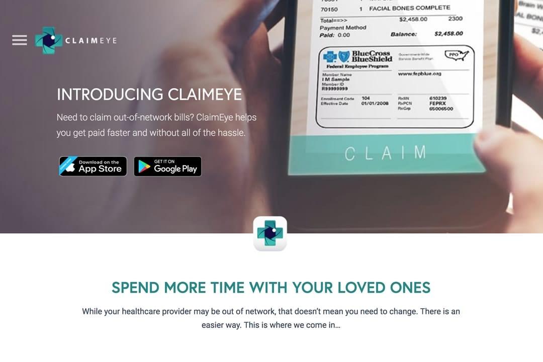 Claimeye - Health Insurance Claims