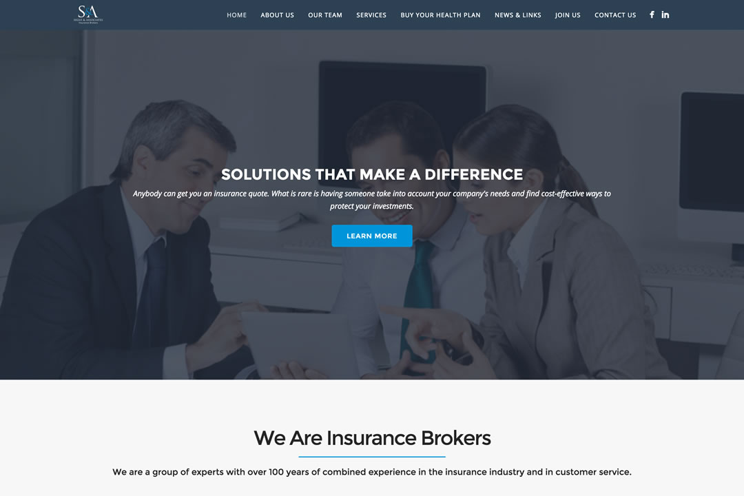 Seguí & Associates Insurance Brokers