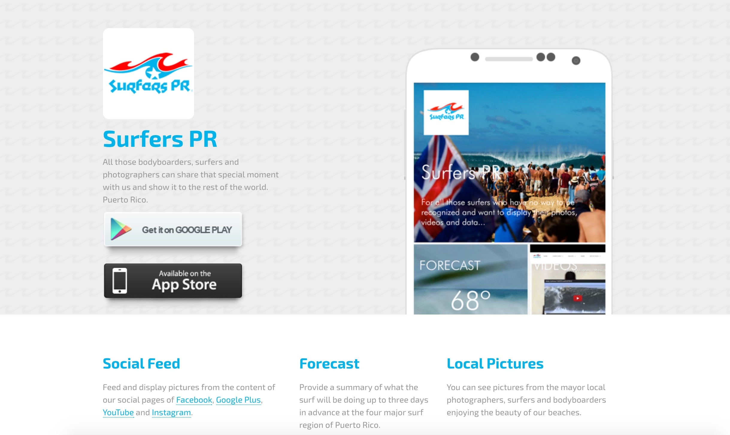 Surfers PR